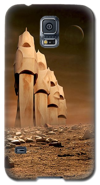 The Towers Of Icarus II Galaxy S5 Case