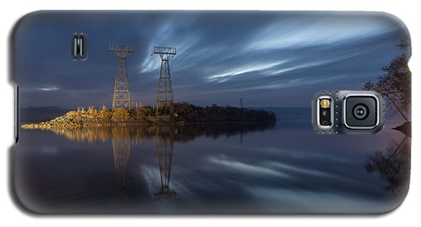 The Towers Of Power Galaxy S5 Case by Edward Kreis