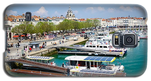 The Town And Port Of La Rochelle Galaxy S5 Case