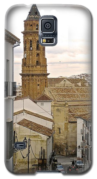 The Town Tower Galaxy S5 Case by Suzanne Oesterling