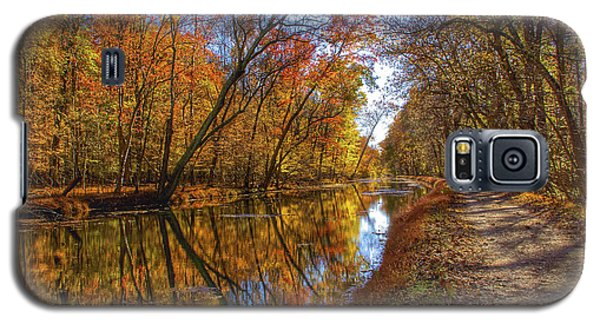 The Towpath Galaxy S5 Case