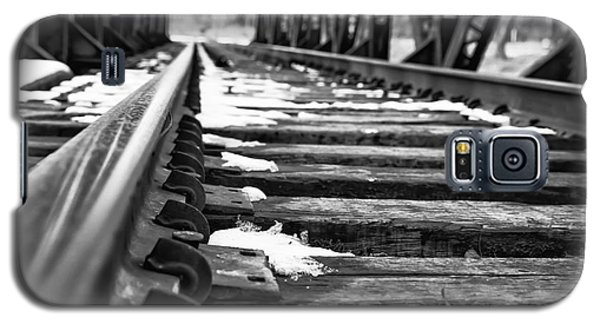 The Tracks Galaxy S5 Case