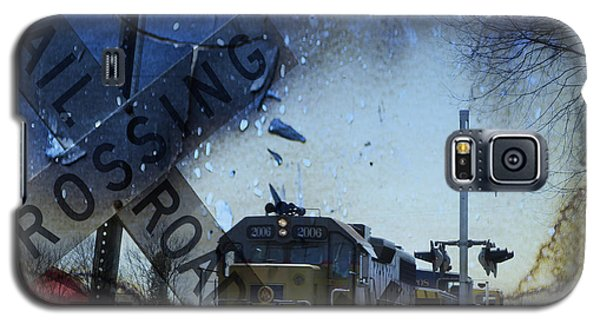 The Train Galaxy S5 Case