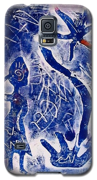 The Travelling Soul In Africa Galaxy S5 Case
