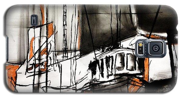 The Trawlers Galaxy S5 Case