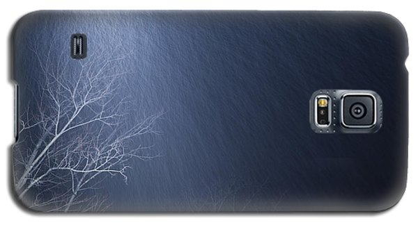The Tree Under The Snowfall Galaxy S5 Case