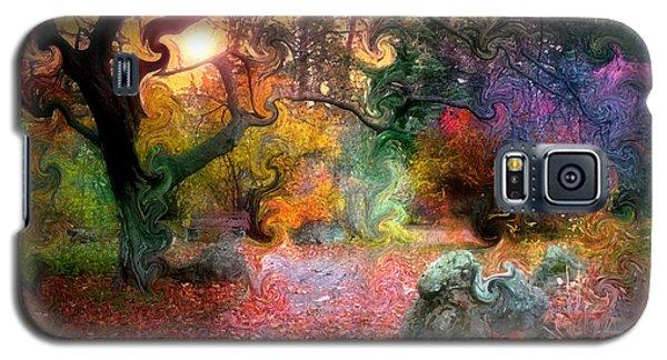 The Tree Where I Used To Live Galaxy S5 Case by Tara Turner