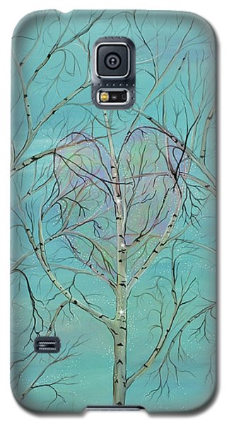 The Trees Speak To Me In Whispers Galaxy S5 Case by Deborha Kerr