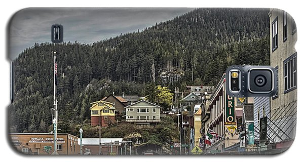 The Tunnel In Ketchikan  Galaxy S5 Case by Timothy Latta