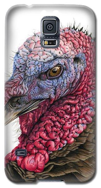 The Turkey Galaxy S5 Case by Sarah Batalka