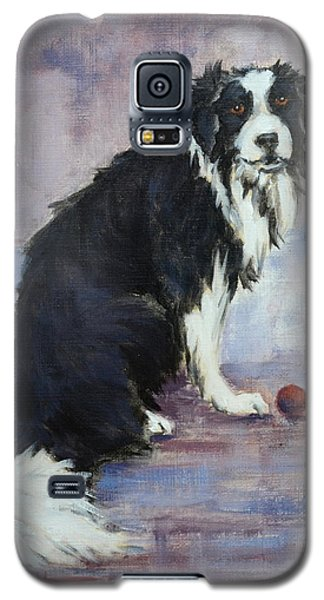 Galaxy S5 Case featuring the painting The Twilight Years by Cynthia House