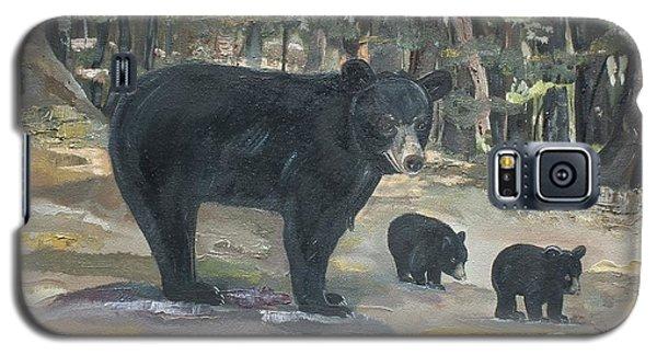 Cubs - Bears - Goldilocks And The Three Bears Galaxy S5 Case
