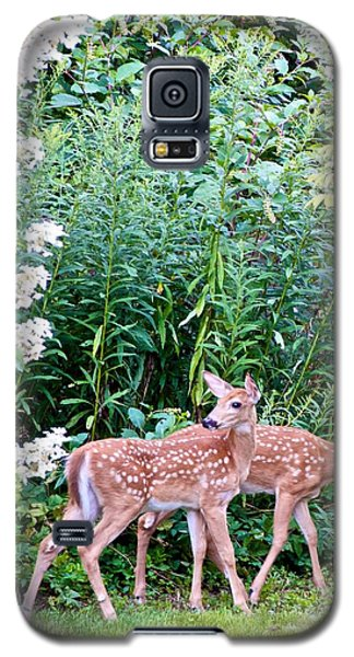 The Twins On The Move Galaxy S5 Case