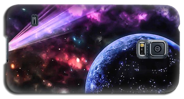 Galaxy S5 Case featuring the photograph The Undiscovered Planet  by Naomi Burgess