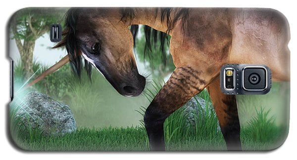 The Unicorn And The Tortoise Galaxy S5 Case