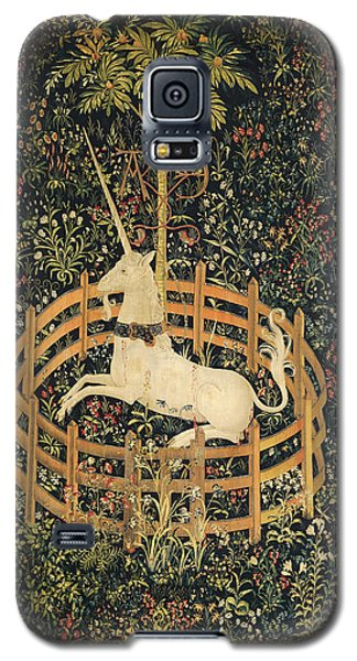 The Unicorn In Captivity Galaxy S5 Case