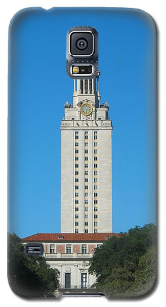 The University Of Texas Tower Galaxy S5 Case by Connie Fox