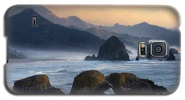 The Unpredictable North Coast Galaxy S5 Case by Ryan Manuel