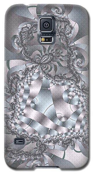 Galaxy S5 Case featuring the digital art The Unraveling by Owlspook