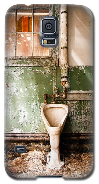 The Urinal Galaxy S5 Case