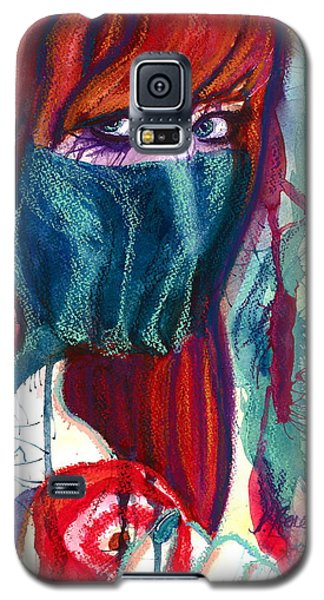 The Veil Galaxy S5 Case by D Renee Wilson