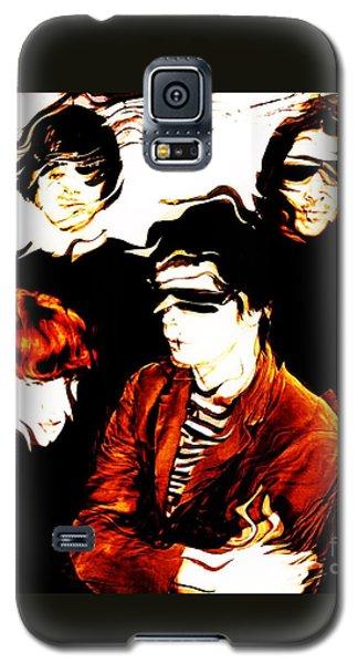 The Velvet Underground  Galaxy S5 Case by Elizabeth McTaggart