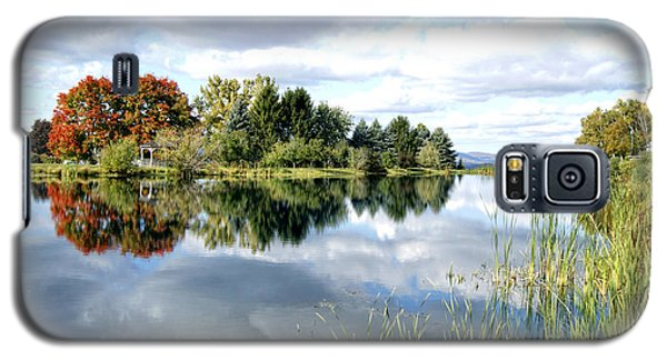 The View Across The Lake Galaxy S5 Case