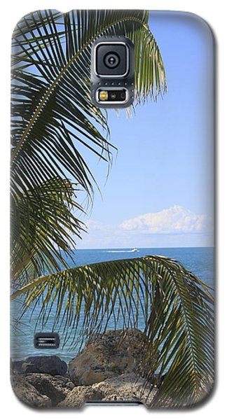 Key West Ocean View Galaxy S5 Case