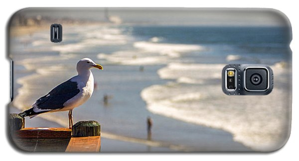 Galaxy S5 Case featuring the photograph The View Point by Robert  Aycock
