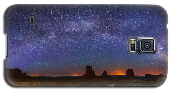 The View  Galaxy S5 Case