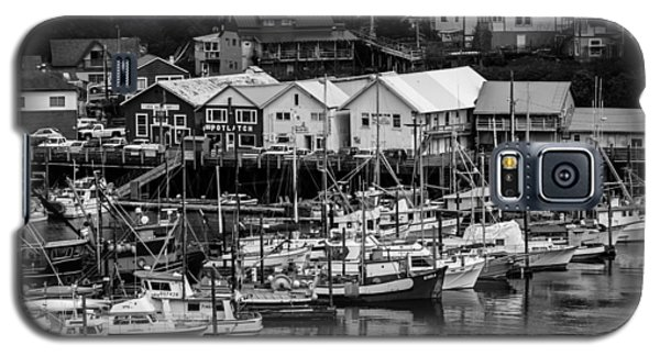 The Village Pier Galaxy S5 Case by Melinda Ledsome