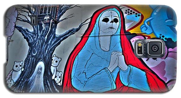 The Virgin Skeleton Adoring Galaxy S5 Case