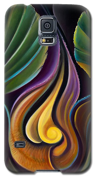 The Visitor I Galaxy S5 Case