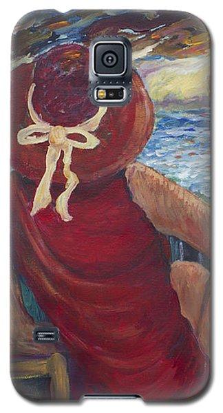 The Voyeurs Galaxy S5 Case by Avonelle Kelsey