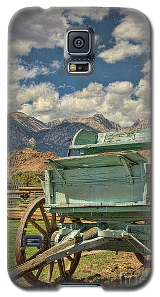 The Wagon Galaxy S5 Case by Peggy Hughes
