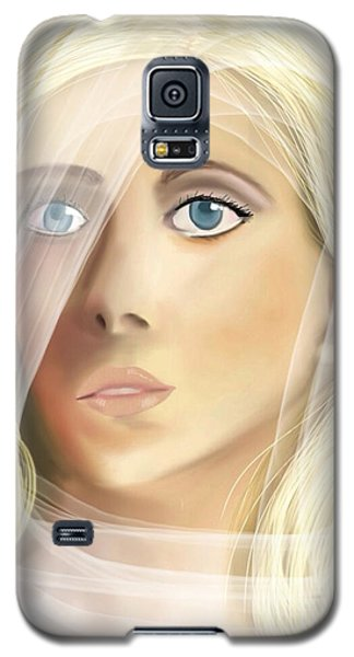 The Waiting Bride Galaxy S5 Case