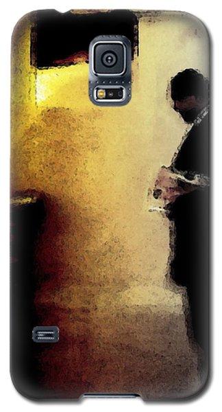 The Walk Home Galaxy S5 Case by Steve Godleski