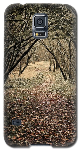 Galaxy S5 Case featuring the photograph The Walk by Meirion Matthias