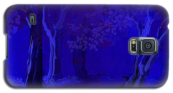 The Walking Path Galaxy S5 Case by Jessica Wright