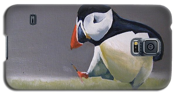The Walking Puffin Galaxy S5 Case