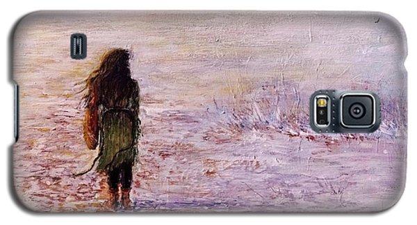 The Warm Inside My Soul.. Galaxy S5 Case by Cristina Mihailescu