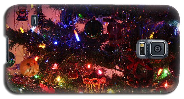 The Warmth Of Christmas Galaxy S5 Case