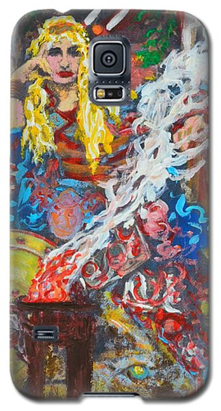 The Warrior Queen Galaxy S5 Case by Alys Caviness-Gober