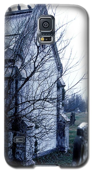 Galaxy S5 Case featuring the photograph The Watchers 2 by Terry Webb Harshman