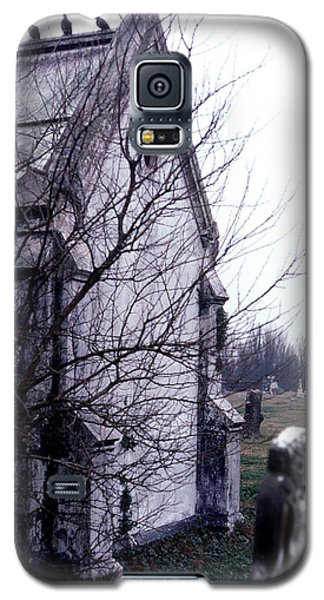 Galaxy S5 Case featuring the photograph The Watchers by Terry Webb Harshman