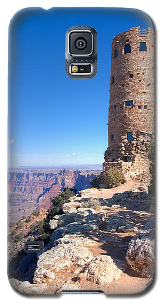 Galaxy S5 Case featuring the photograph The Watchtower by John M Bailey