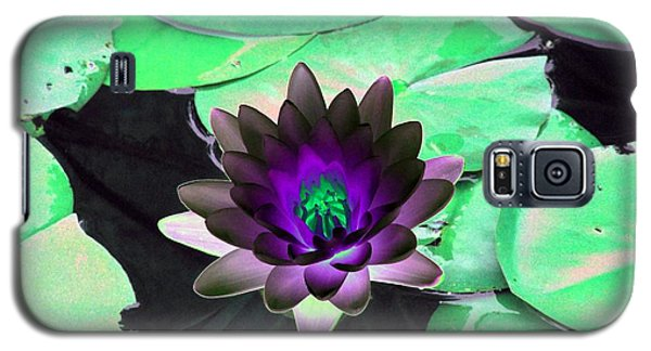 The Water Lilies Collection - Photopower 1113 Galaxy S5 Case
