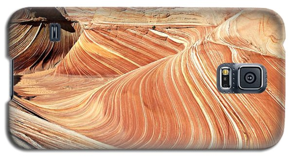 The Wave Rock #2 Galaxy S5 Case