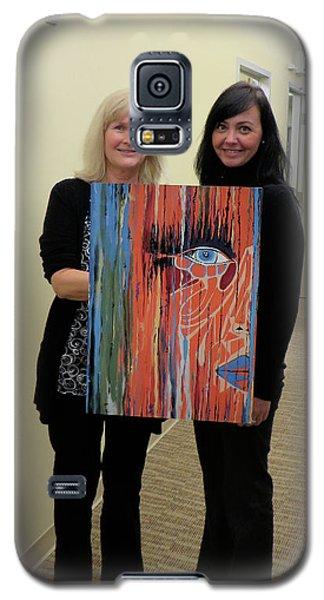 The Way Eye See It Galaxy S5 Case by Kathleen Sartoris