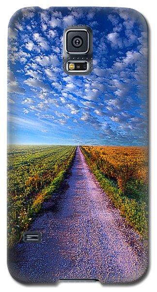 The Way Is Clear Galaxy S5 Case